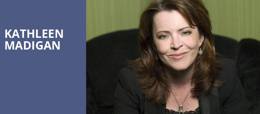 Kathleen Madigan, Pantages Theater, Minneapolis