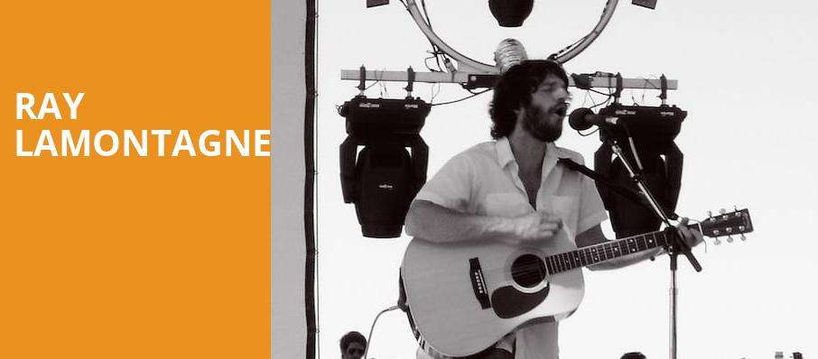 Ray LaMontagne, State Theater, Minneapolis