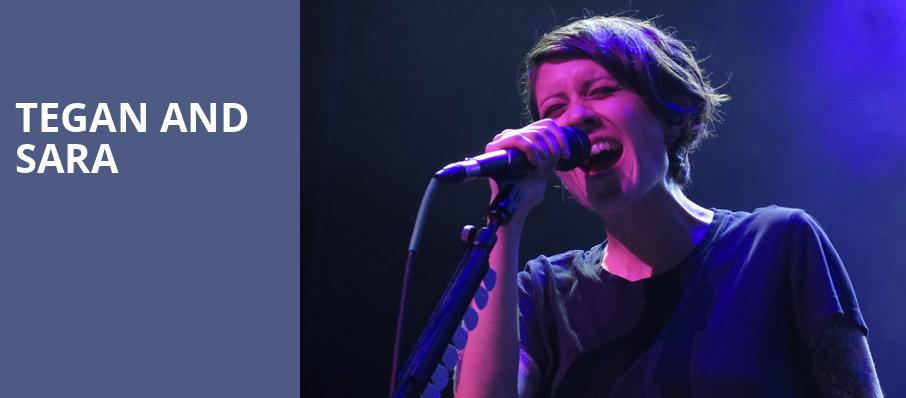 Tegan and Sara, State Theater, Minneapolis