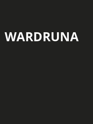 Wardruna, State Theater, Minneapolis