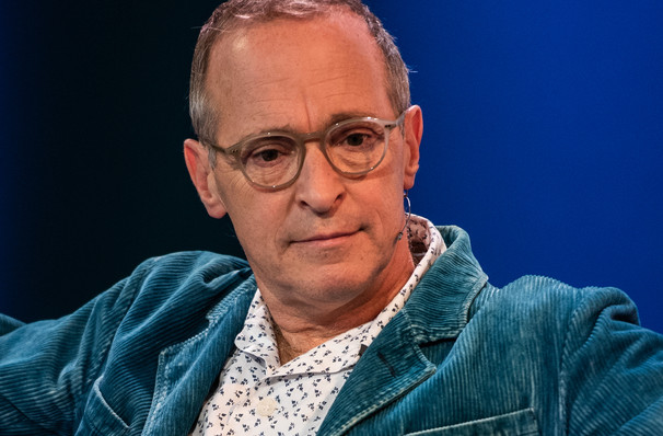 David Sedaris dates for your diary