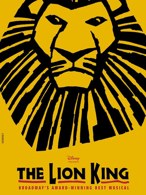 The Lion King, Orpheum Theater, Minneapolis