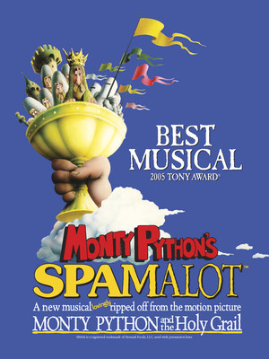 Monty Python's Spamalot at Orpheum Theater