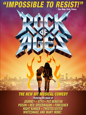 Rock of Ages at Orpheum Theater