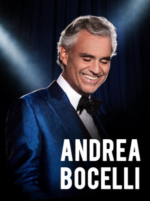 Andrea Bocelli, Target Center, Minneapolis