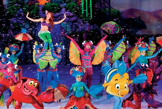 Disney On Ice Princess Wishes Target Center Minneapolis Mn Tickets Information Reviews