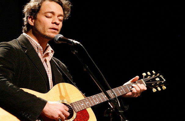 Amos Lee, Northrop Auditorium, Minneapolis