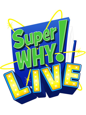 Super WHY Live! Poster