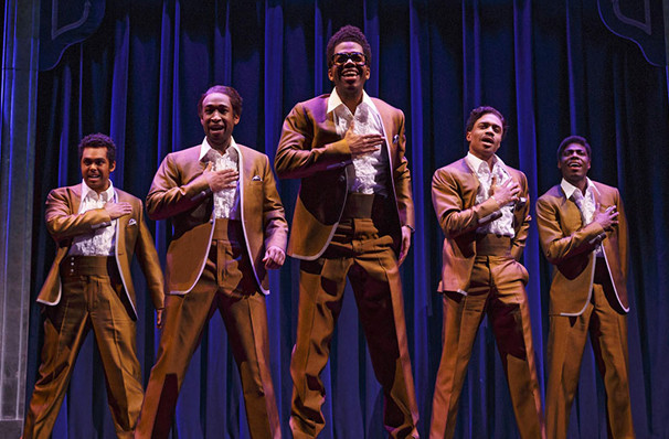 Motown The Musical, Orpheum Theater, Minneapolis