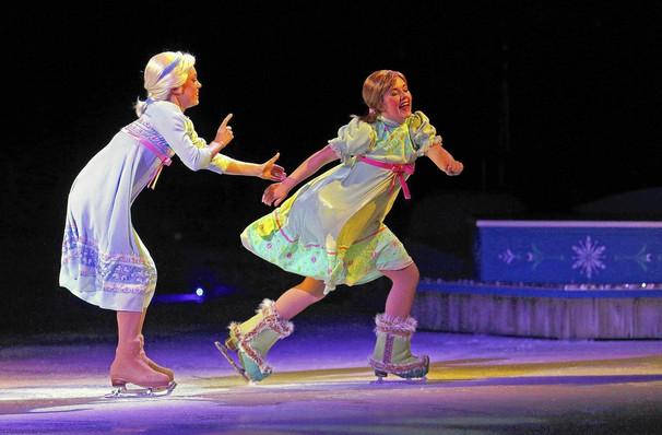 Disney On Ice: FROZEN Enter a fantastical winter wonderland beyond all imagination at Disney On Ice presents Frozen! The heartwarming, Academy Award-winning tale you love is .