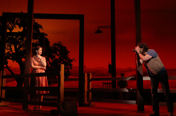 The Bridges of Madison County, Orpheum Theater, Minneapolis