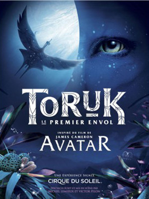 Cirque du Soleil Toruk, Target Center, Minneapolis