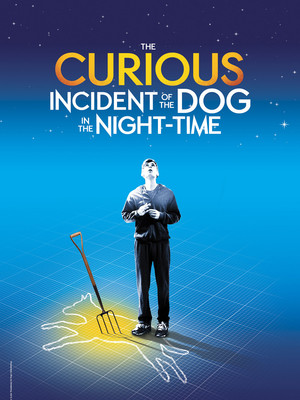 The Curious Incident of the Dog in the Night Time, Orpheum Theater, Minneapolis