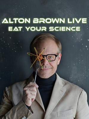 Alton Brown Poster
