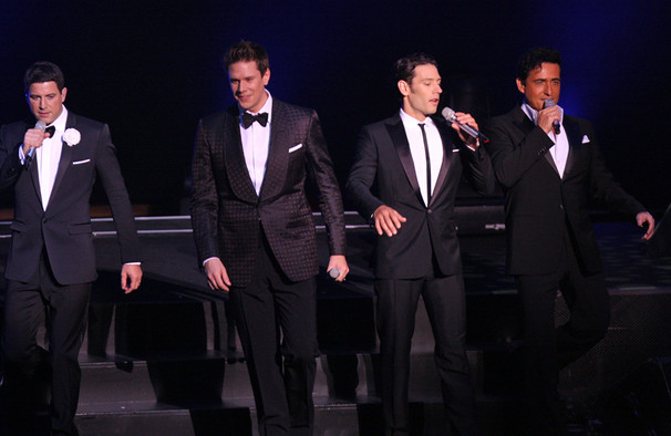 Il Divo, Northrop Auditorium, Minneapolis