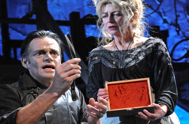 Sweeney Todd, Pantages Theater, Minneapolis