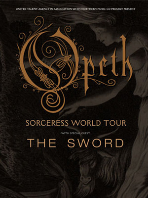 Opeth & The Sword Poster