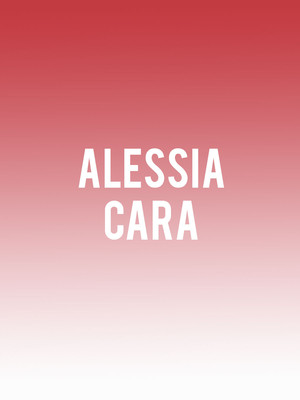 Alessia Cara Poster