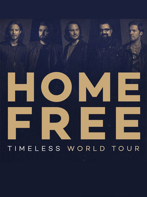 Home Free: A Country Christmas Poster