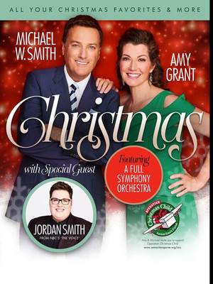 Amy Grant & Michael W. Smith Poster