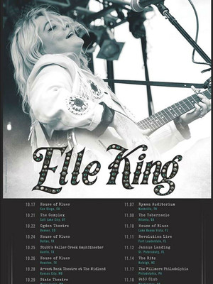 Elle King, State Theater, Minneapolis