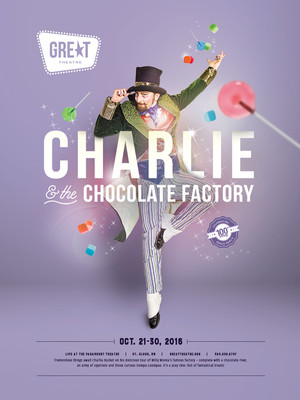 Charlie and the Chocolate Factory, Paramount Theater, Minneapolis
