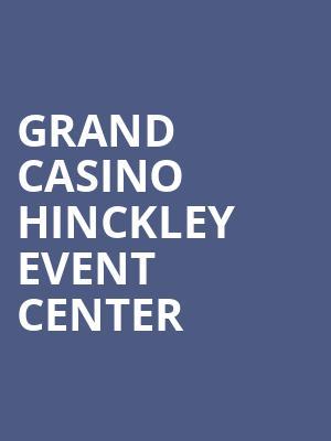 grand casino hinckley event center